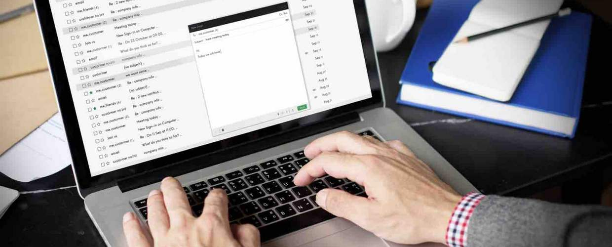 Using email marketing to promote your property marketing business